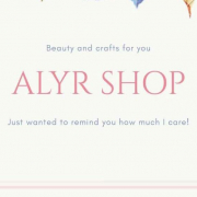 ALYR SHOP