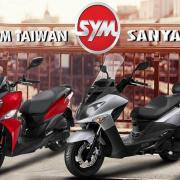 MotoGP/SYM Scooters